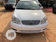 Toyota Corolla 2003 Sedan Automatic White | Cars for sale in Edo State, Benin City