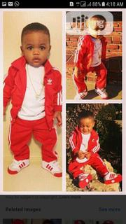 Children Track Suit | Children's Clothing for sale in Lagos State, Oshodi-Isolo