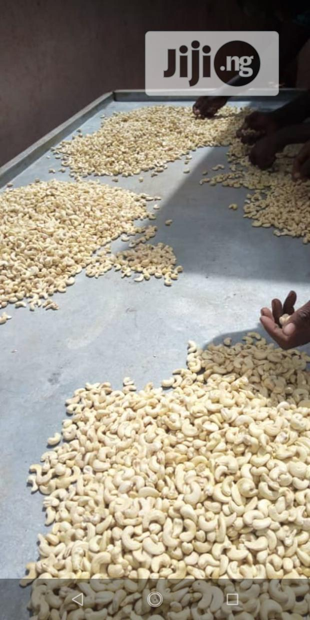 Neat Processed Cashew Nuts
