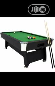 Brand American Fitness 8ft Snooker Pool Table With Complete Acessories | Sports Equipment for sale in Lagos State, Lekki Phase 1
