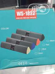 Wster Wireless Bluetooth Speaker | Audio & Music Equipment for sale in Lagos State, Ajah