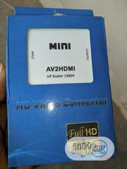 HDMI To AV Converter | TV & DVD Equipment for sale in Oyo State, Ibadan