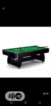 7ft Snooker Pool Table With Complete Acessories | Sports Equipment for sale in Lagos State, Ikeja