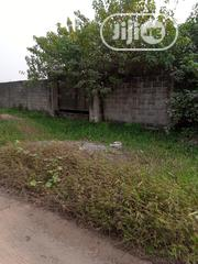 Half Plot Of Land Dry Land At Ago Palace Way Okota Lagos | Land & Plots For Sale for sale in Lagos State, Isolo