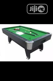 7ft Snooker Pool Table With Complete Acessories | Sports Equipment for sale in Lagos State, Victoria Island