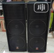 Quality Guaranteed Double Speaker | Audio & Music Equipment for sale in Lagos State, Ojo