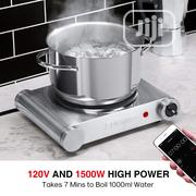 SUNAVO Hot Plate for Cooking Portable Electric Single Burner 1500W | Kitchen Appliances for sale in Lagos State, Ikeja