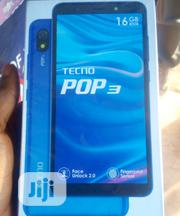 Tecno Pop 3 Plus 16 GB Blue | Mobile Phones for sale in Abuja (FCT) State, Wuse