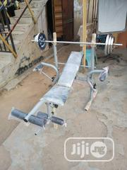 Weight Lift Beach With 50kg | Sports Equipment for sale in Lagos State, Ojo