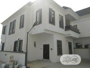 New Serviced 4 Bedroom Detached Duplex For Rent At Ikota Villa