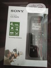 Sony Voice Recorder PX470 Lcd-px470 | Audio & Music Equipment for sale in Lagos State, Ikeja
