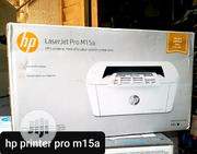 Hp Laserjet Printer Pro M15a | Printers & Scanners for sale in Lagos State, Lagos Mainland