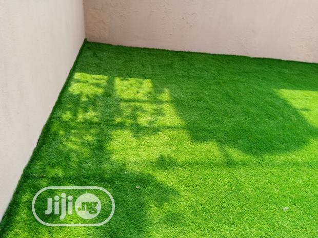 Artificial Grass Installation In Lagos State