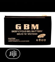 High Quality 12v 12ah GBM Battery | Electrical Equipment for sale in Lagos State, Ojo