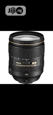 Nikon AF-S NIKKOR 24-120mm F/4G ED VR Lens | Accessories & Supplies for Electronics for sale in Lagos State, Ikeja