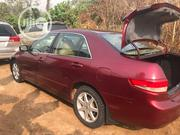 Honda Accord 2005 Automatic Red | Cars for sale in Lagos State, Ikorodu