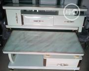 Durable Box Centre Table And TV Shave | Furniture for sale in Lagos State, Ipaja