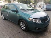 Toyota Corolla 2010 Green | Cars for sale in Abuja (FCT) State, Central Business District