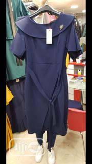 Turkey High Quality Navy Blue Dress | Clothing for sale in Lagos State, Egbe Idimu
