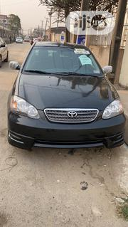Toyota Corolla 2006 S Black | Cars for sale in Lagos State, Agege