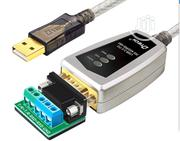 USB 2.0 to RS 422/ RS485 | Computer Accessories  for sale in Lagos State, Ikeja