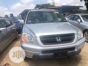 Honda Pilot 2004 EX 4x4 (3.5L 6cyl 5A) Silver | Cars for sale in Oyo State, Oyo