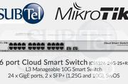 Mikrotik Switch CSS326-24G-2S+RM | Networking Products for sale in Lagos State, Ikeja