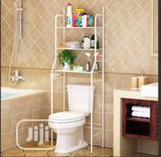 3tier Space Saver Toilet/ Bathroom Rack | Home Accessories for sale in Lagos State, Oshodi-Isolo