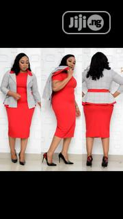 Unique Turkey 2-In-1dress With Jacket for Ladies | Clothing for sale in Lagos State, Egbe Idimu