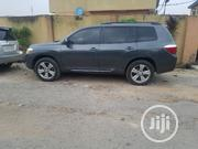 Toyota Highlander 2008 4x4 Gray | Cars for sale in Lagos State, Alimosho