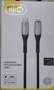 Baseus Pd Flash Charge Cable for iPhone11 | Accessories for Mobile Phones & Tablets for sale in Lagos State, Ikeja