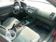Honda Civic 2002 Red | Cars for sale in Lagos State, Lagos Mainland