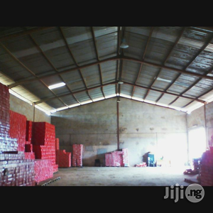 Factory/Warehouse For Sale Or Lease In Aba Abia State