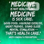Health Is Your Greatest Wealth | Healthcare & Nursing Jobs for sale in Rivers State, Port-Harcourt