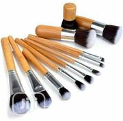11pcs Bambooo Brush Set | Makeup for sale in Lagos State, Ojo
