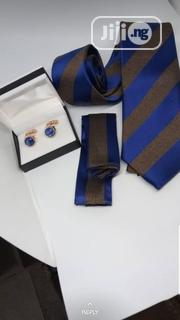 Tie and Cufflinks | Clothing Accessories for sale in Lagos State, Lagos Island