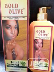 Gold Oilve Total Natural And Sun Protective | Skin Care for sale in Lagos State, Ojo