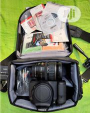 Canon EOS 7D 18 MP Cmos DSLR Camera + 28-135mm F/3.5-5.6 Is Lens   Photo & Video Cameras for sale in Lagos State, Magodo