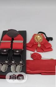 Designers Bow Ties and Suspenders   Clothing Accessories for sale in Lagos State, Lagos Island
