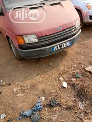 Ford Transit 2002 Red For Sale   Buses & Microbuses for sale in Lagos State, Alimosho