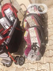 Triplet Stroller And Car Seats | Prams & Strollers for sale in Abuja (FCT) State, Lokogoma