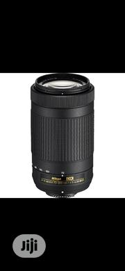 Nikon Lens 70-300mm   Accessories & Supplies for Electronics for sale in Lagos State, Ikeja