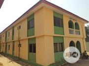 A Block 4 Flats With BQ At Ago Palace | Houses & Apartments For Sale for sale in Lagos State, Isolo