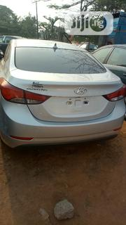 Hyundai Elantra 2014 Silver | Cars for sale in Lagos State, Amuwo-Odofin