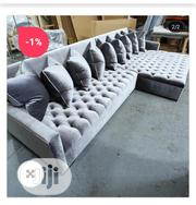 Exclusive L Shaped 6 Seater Set  | Furniture for sale in Lagos State, Ojo