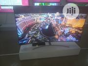 New Samsung Qled Curved Tv | TV & DVD Equipment for sale in Lagos State, Lekki Phase 2