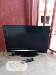 Clean Lg Lcd T.V 1 24inches | TV & DVD Equipment for sale in Oyo State, Ogbomosho South