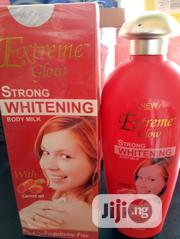 Extreme Glow Strong Whitening Body Milk With Carrot Oil | Bath & Body for sale in Lagos State, Ojo