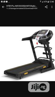 Fitness Treadmill With Massager 2HP | Sports Equipment for sale in Abuja (FCT) State, Garki 1