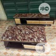 New Design of TV Stand With Center Table   Furniture for sale in Lagos State, Ojo